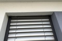Store integré avec la fenêtre